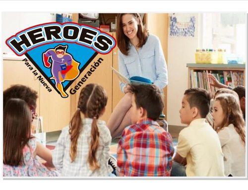 Héroes para la Nueva Generación